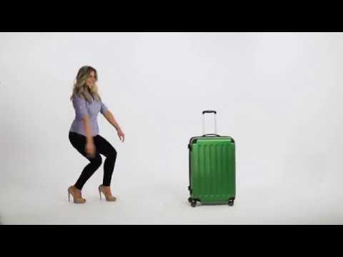 Hauptstadtkoffer® - Serie Spree - Hartschalenkoffer mit Rollen | Handgepäck + Koffer