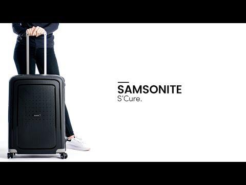 Samsonite S'Cure Spinner - Bagageonline