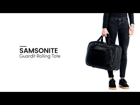 Samsonite Guardit Rolling Tote - Bagageonline
