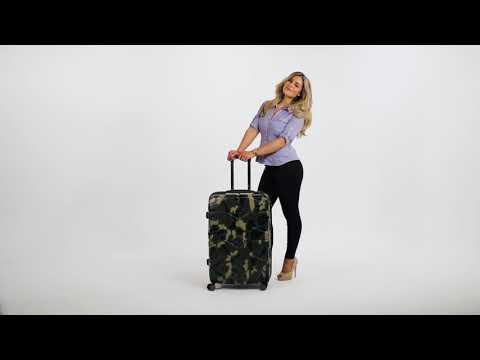 Hauptstadtkoffer® - Serie X-Kölln - Hartschalenkoffer mit Rollen | Handgepäck + Koffer