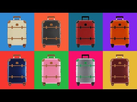 BRIC'S Bellagio Luggage - All The Colors (Pop Art)