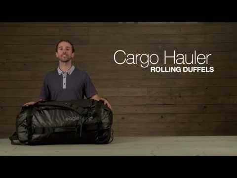 Cargo Hauler Rolling Duffels