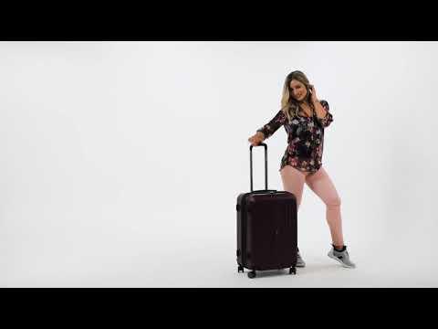 Hauptstadtkoffer® - Serie X-Berg - Hartschalenkoffer mit Rollen | Handgepäck + Koffer