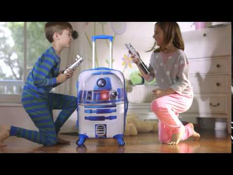 American Tourister | Star Wars Luggage