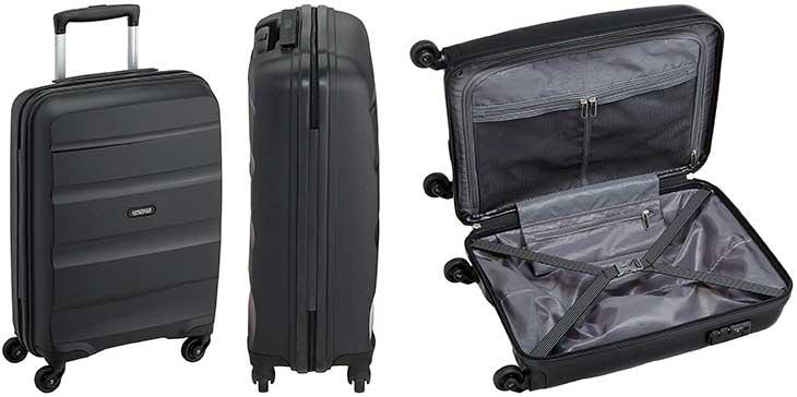 Maleta de cabina con mejor relación calidad-precio - American Tourister Bon Air Spinner