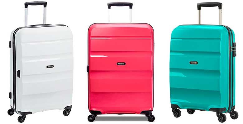 La mejor maleta en calidad-precio | American Tourister Bon Air Spinner