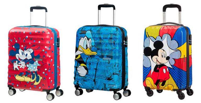 Maletas Infantiles Disney de American Tourister