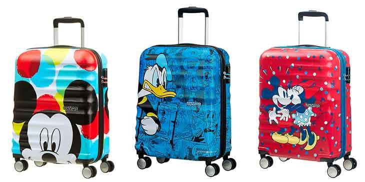 Maletas de cabina Disney - American Tourister