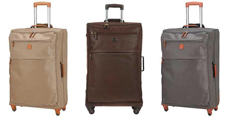 La mejor maleta de cuero sintético - Bric's My Life