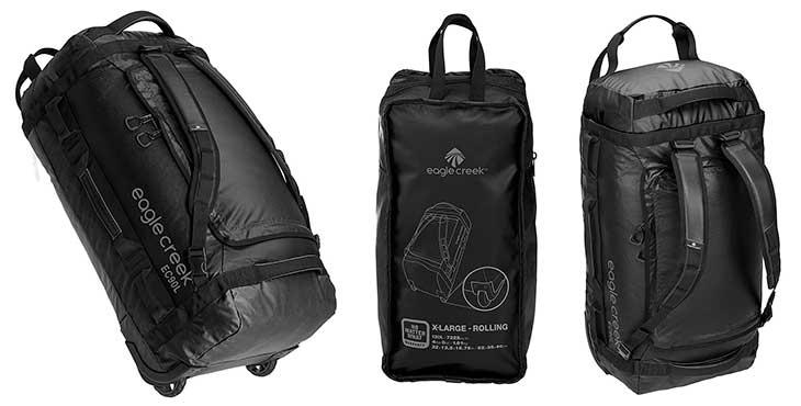 Híbrido mochila-maleta ultraligera y de gran capacidad - Eagle Creek Cargo Hauler