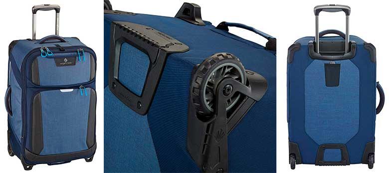 La mejor maleta para los aventureros - Eagle Creek Tarmac