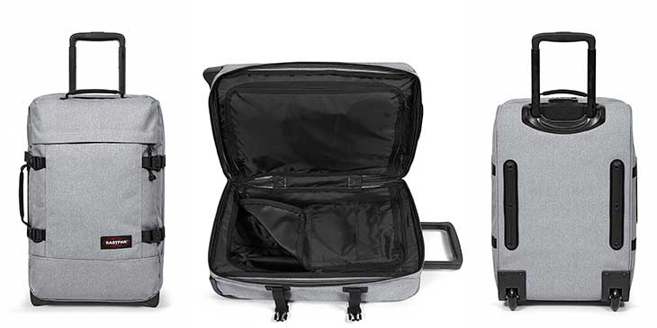 Bolsa de viaje pequeña con 2 ruedas - Eastpak Tranverz S