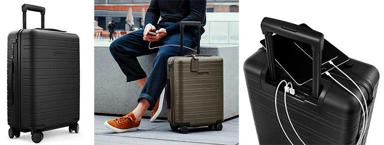 La mejor maleta inteligente del mercado - Horizn Studios Model H