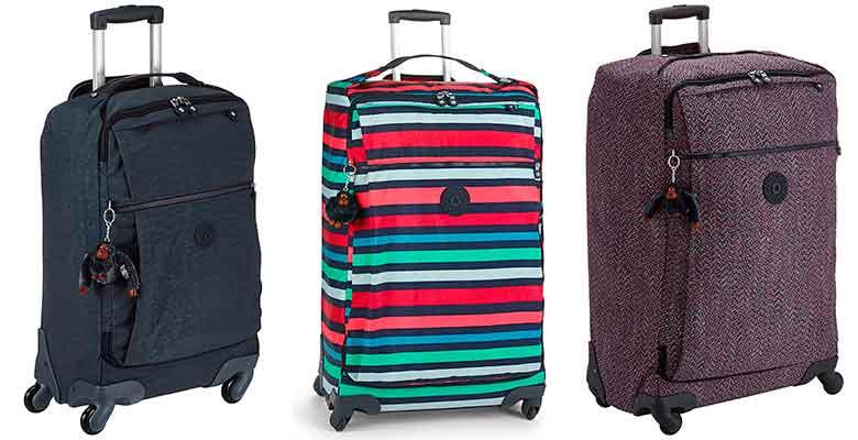 La maleta de Kipling con mejor relación calidad-precio - Kipling Darcey