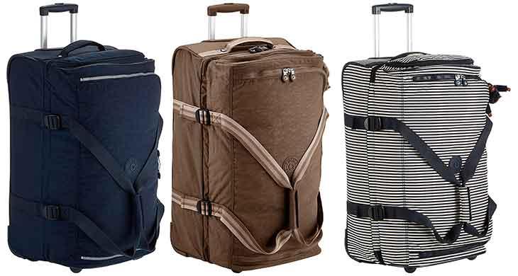 Bolsa de viaje con 2 ruedas y diseño fresco y original - Kipling Teagan M