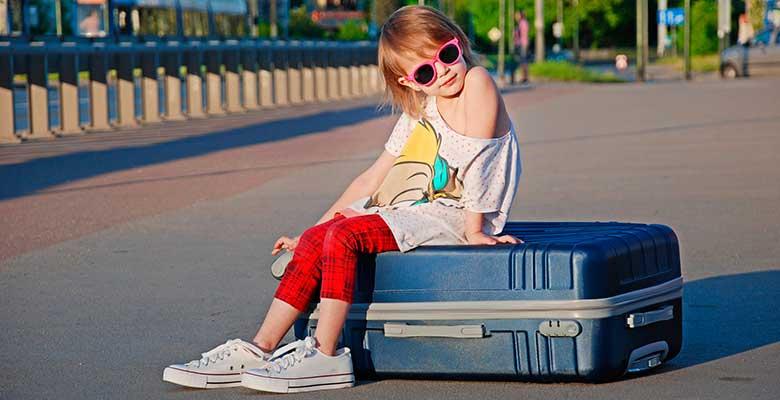 Maletas Infantiles para Niños y Niñas