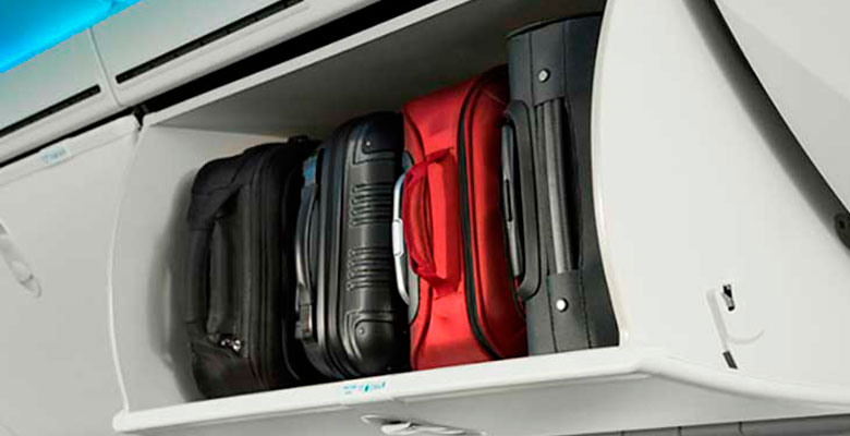 Maletas de cabina para equipaje de mano