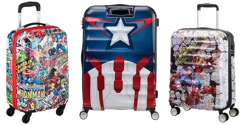 Maletas infantiles de Marvel - American Tourister