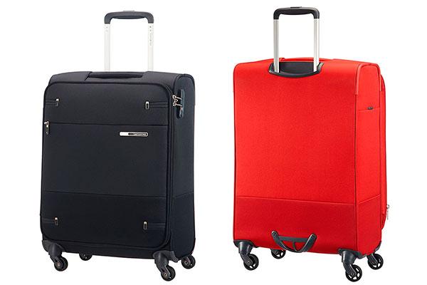 La mejor maleta blanda en calidad-precio - Samsonite Base Boost Spinner