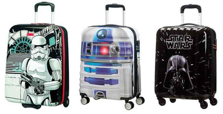 Maletas infantiles Star Wars - American Tourister