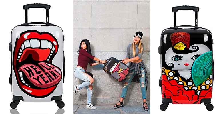 Las maletas más originales del mercado - Tokyoto Luggage