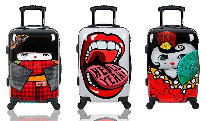 La maleta de cabina más original - Tokyoto Luggage