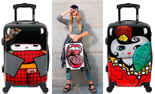 Maletas con gran relación calidad-precio y diseños originales - Tokyoto Luggage