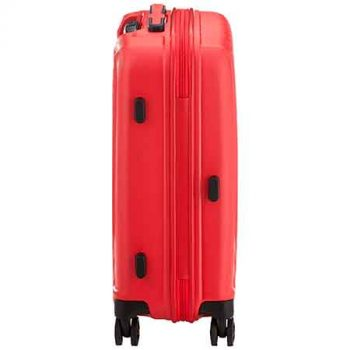 American Tourister Air Force 1 Roja Lateral