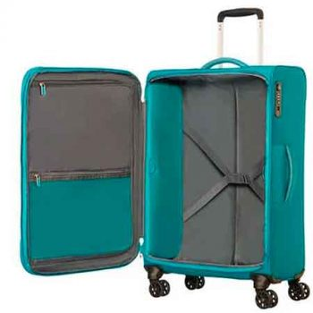 American Tourister Airbeat Spinner Interior