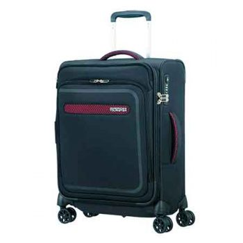 American Tourister Airbeat Spinner Universe Black