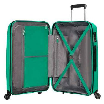 American Tourister Bon Air Spinner Interior