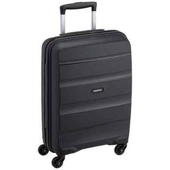 American Tourister Bon Air Spinner Negra