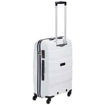 American Tourister Bon Air Spinner Blanca - parte trasera