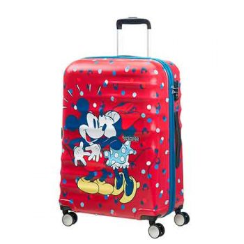 American Tourister Disney Wavebreaker Minnie loves Mickey