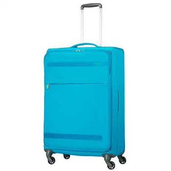 American Tourister Herolite Spinner Mighty Blue