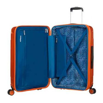 American-Tourister-Modern-Dream-Spinner-Interior