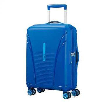 American-Tourister-Skytracer-Spinner-Azul