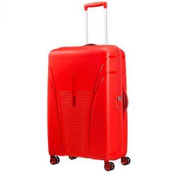 American Tourister Skytracer Spinner Roja