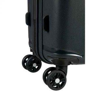 American Tourister Skytracer Spinner detalle ruedas