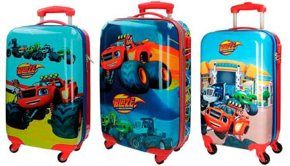Maletas infantiles de Blaze & the Monster Machines - Joumma Bags