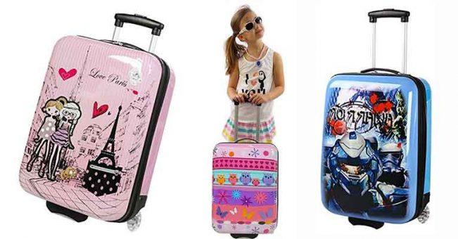 Maletas infantiles con diseños para niños y niñas - Madisson