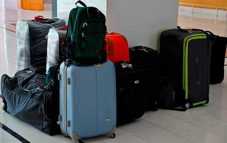 Maletas de viaje rígidas y blandas