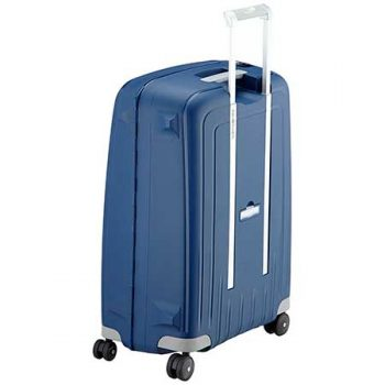 Samsonite S'cure Azul - Lateral